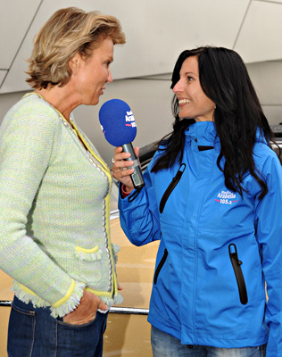 Arabella Classics-Oldtimer Rally mit Stephanie Gräfin von Pfuel