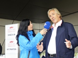Arabella Classics-Oldtimer Rally mit Medien Manager Christoph Gottschalk