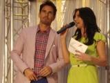 Fashionshows 2013 mit Bachelor Jan Kralitschka