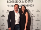 Rodenstock & Bogner Premiere Party München mit Oliver Kastalio