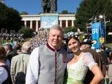 Oberbürgermeister Dieter Reiter, der auch dirigiert hat