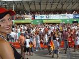 Eine Arena für alle. Fussball WM 2006 in Günzburg
