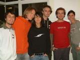 Christina Stürmer mit Band im Alpenwellestudio