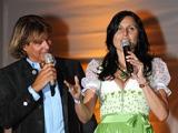 Sommernachtsfest 2009 in Günzburg mit Hansi Hinterseer