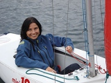 Interboot 2008 Friedrichshafen: Präsentation der Mini 12er,   die kleinsten Kielsegelyachten der Welt