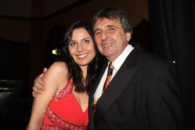 Radio Arabella Silvestergala 2011 auf dem Nockherberg mit Gastgeber Peter Pongratz