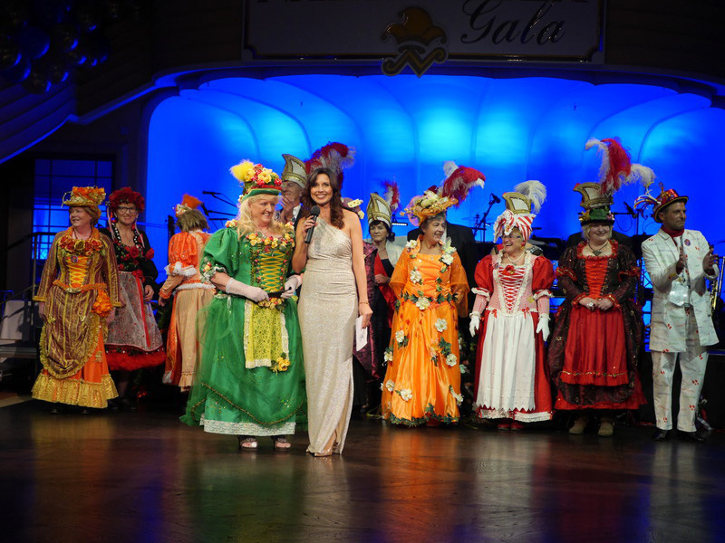 Gala der Narrhalla im Bayerischen Hof