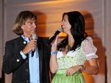 Sommernachtsfest Günzburg mit Hansi Hinterseer: ein sehr charmantes Interview