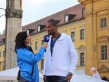 Jump and Fly Munich 2013/im Interview mit Top Athlet der Lg Stadtwerke