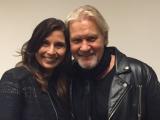 Backstage Benefizkonzert für Stiftung Kinderklinik München Schwabing mit Johnny Logan