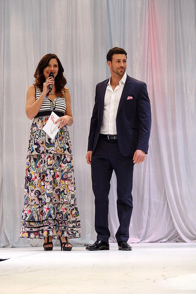 Shoppingstar 2017 mit Bachelor Leonard Freier