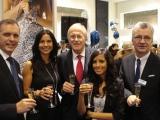 130 Jahre Karstadt in Hamburg u.a. mit Staatsrat Dr. Bernd Egert und Schauspielerin Collien Ulmen-Fernandez