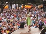 Sommernachtsfest Günzburg mit Hansi Hinterseer - über 3000 Zuschauer