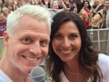 Rewe Family Dein Familien Event – Co Moderation mit TV Moderator und Comedian Guido Cantz