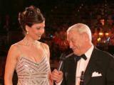 charmanter Talk mit Hugo Strasser auf der Ballnacht